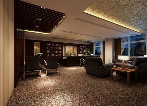 ceo office interior design luxury ceo office interior design rendering 3d house free 3d house pictures and wallpaper