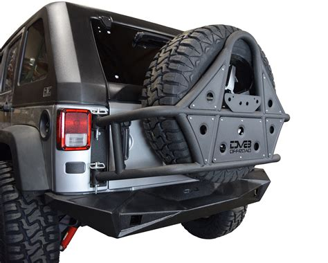 Jeep Wrangler Tire Carrier Dv8 Offroad Tcsttb 01 Tc 1 Tire Carrier For 07 17 Jeep
