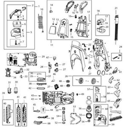 rug doctor service manual rug doctor mighty pro x3 parts diagram