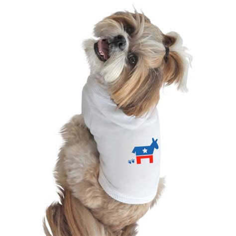 puppy sweatshirts democrat sweatshirt hoodie political clothes collars and leashes at