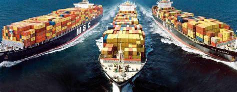 Mba In Import Export In India by Mba Shipping And Logistics Management Export Management