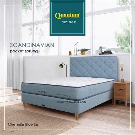 Kasur Quantum quantum matress kasur quantum quantum springbed toko furniture simpati