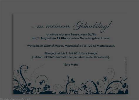 Muster Einladung Text Geburtstag Einladung Text Einladungen Geburtstag