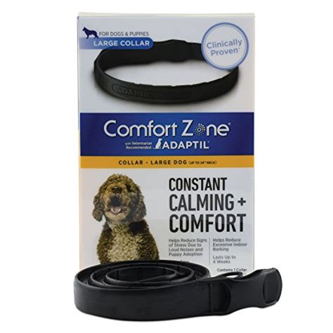 comfort collars for dogs comfort zone adaptil collars for puppy and dog calming new