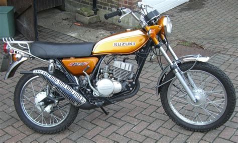 1972 Suzuki Ts 125 Suzuki Ts125