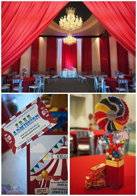 Circus Themed Baby Shower Decorations by Best 25 Baby Shower Venues Ideas On Events