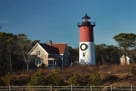 cape cod light houses photo 383 17 nauset lighthouse in cape cod eastham