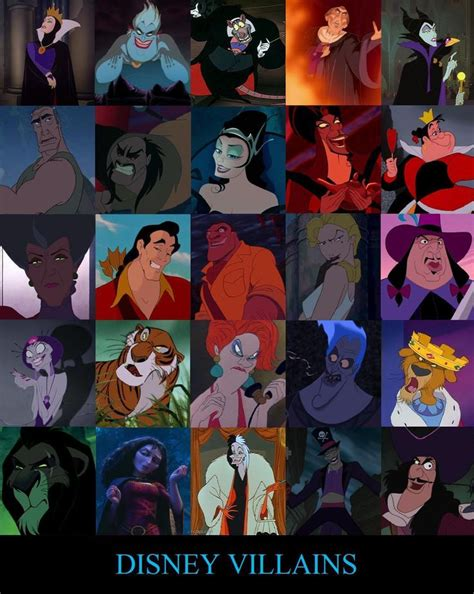disney villains poor unfortunate 1474846092 191 best images about disney characters on