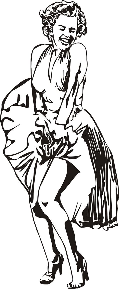 marilyn coloring pages marilyn gangster coloring pages coloring pages