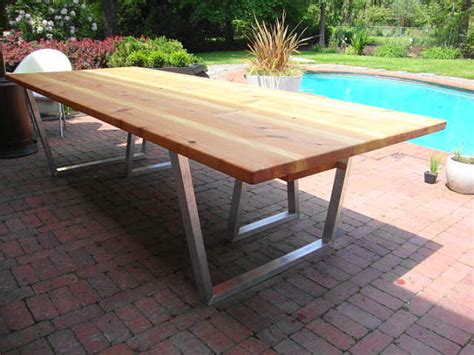 Modern Patio Table Unavailable Listing On Etsy