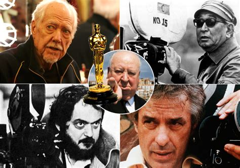 directors who won an oscar 20 celebrated filmmakers who never won a best directing