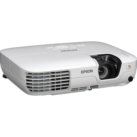 Lu Projector Epson Eb S9 epson powerlite s9 multimedia projector v11h376020 b h photo