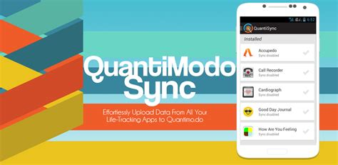 Play Store Wiki Play Store 183 Abolitionist Project Quantimodo Sync