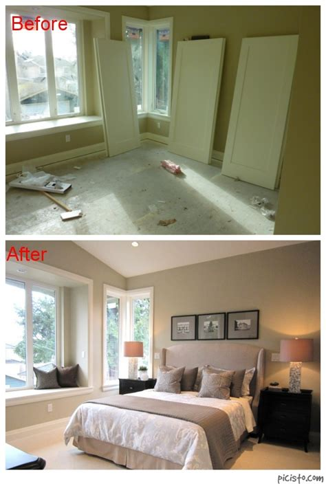 before and after bedroom guest room pinterest
