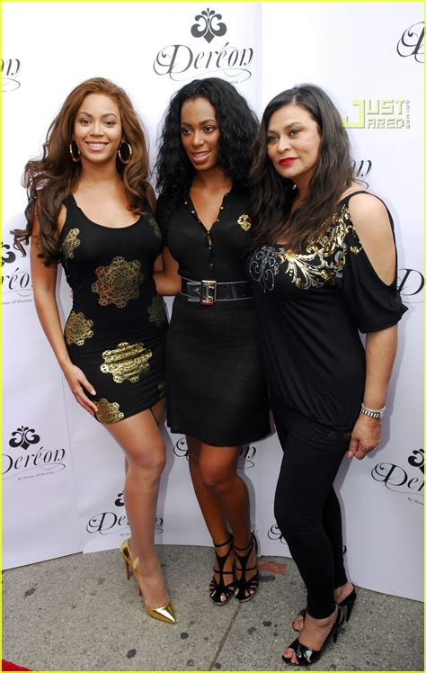 Beyonce Solange And Tina Launch The Dereon Juniors Line In Canada by Sized Photo Of Beyonce Dereon Juniors 01 Photo
