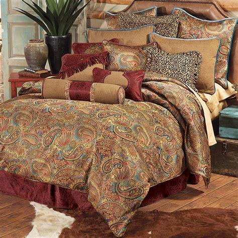 brown paisley comforter brown paisley bedding king buylivebetter king bed
