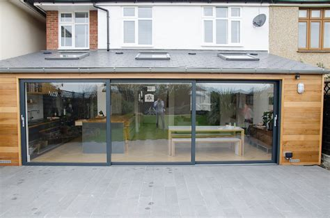 Grey Aluminium Patio Doors by Bi Fold Doors Or Sliding Doors The Pros And Cons Dwl