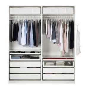 pax kleiderschrank planer pax armoire penderie blanc auli miroir mirror glass
