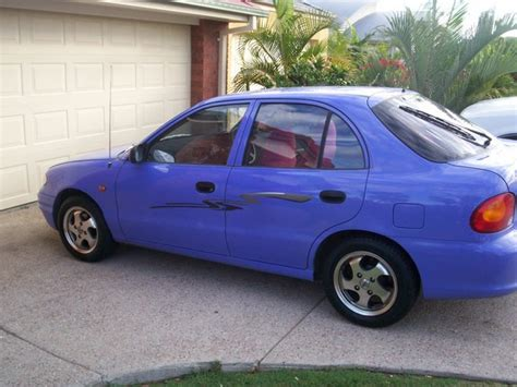 hyundai excel 1995 freaky 0116 1995 hyundai excel specs photos modification