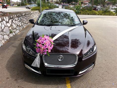 car decorations redorca malaysia wedding and event car rental jaguar