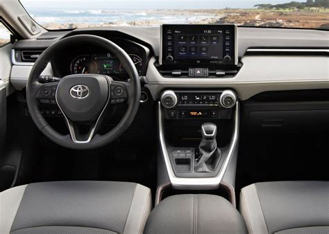 toyota rav4 2020 interior 2020 toyota rav4 interior features 2020 suv update