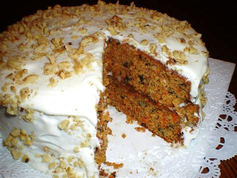 carrot cake recipe easy dessert recipes