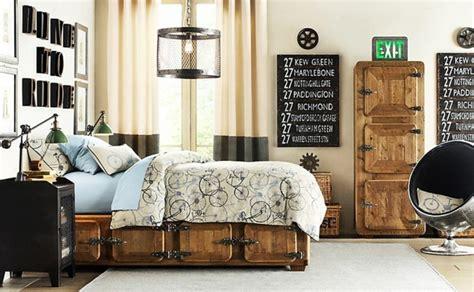 Industrial Bedroom Set by Lindos Quartos No Estilo Industrial