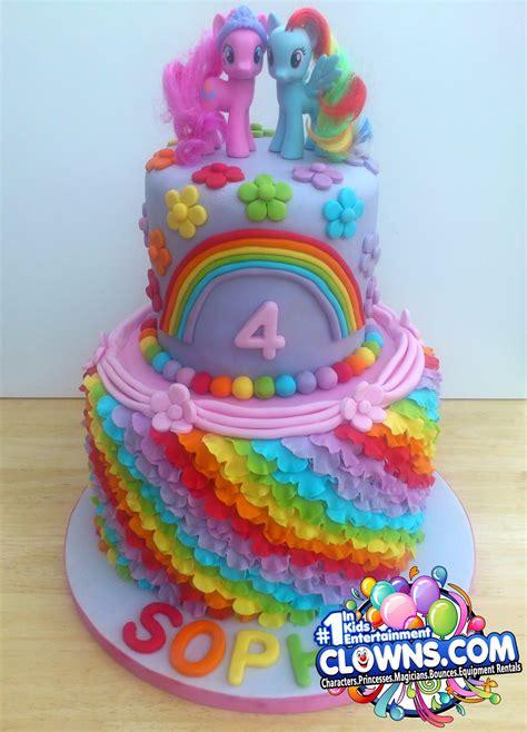 Pony Birthday Cake my pony character ny birthday characters