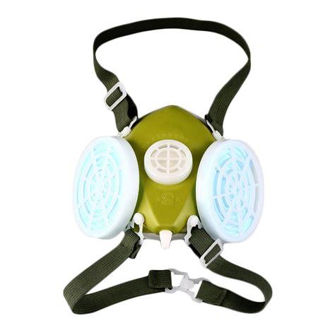 Masker Respirator Dual Catridge kopen wholesale veiligheid masker voor chemicali 235 n