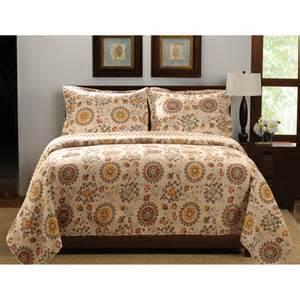 Quilt Sets At Walmart Global Trends Alta Bedding Quilt Set Walmart