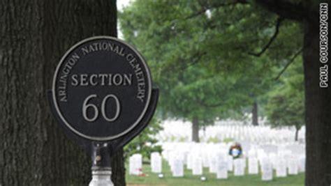 arlington section 60 more than 1 000 u s troops killed in afghanistan cnn com