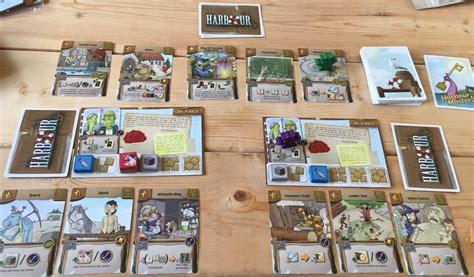 giochi da tavolo recensioni recensione gioco da tavolo harbour la tana dei goblin