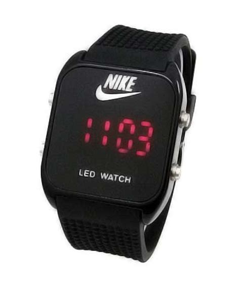other watches nike sports digital led was sold for