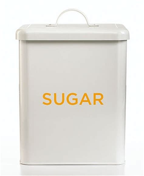 martha stewart food storage canister sugar cookies flour coffee decor pinterest