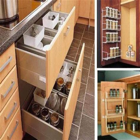 Kitchen Cabinet Accessory by Modular Kitchen Cabinet Accessories Vishwas Industries