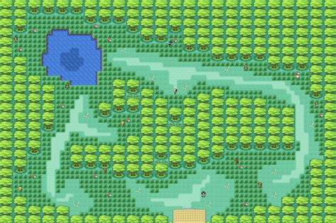 layout of safari zone in fire red pokemon pearl safari images pokemon images