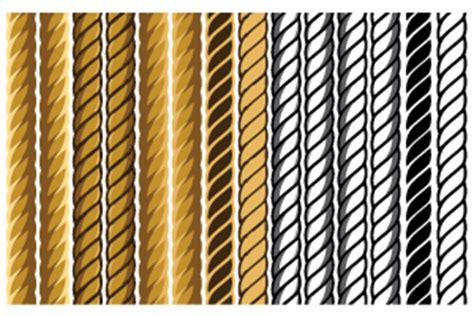pattern brush rope a huge compilation of 60 free illustrator brushes tuts