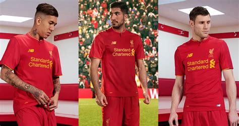 Termurah Grade Ori Celana Bola Liverpool 2017 2018 Berkualitas jersey liverpool home 2017 new balance jual jersey