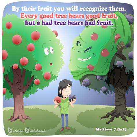 a tree by the fruit it bears word of god tree bears fruit cmconnect