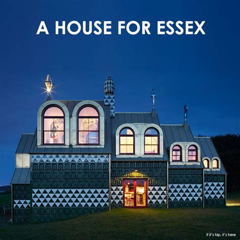 buy a house in essex staying at grayson perry s house for essex
