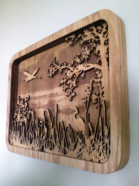 lake cnc wood cnc projects layer pictures
