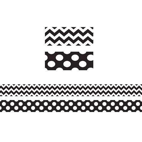 black and white zig zag wallpaper ebay black white zig zag double sided border ebay