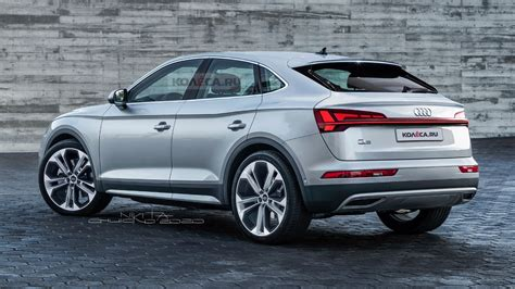 audi  sportback accurately rendered  mid life
