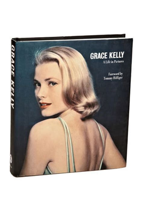 biography grace kelly book grace kelly a life in pictures mod retro vintage books