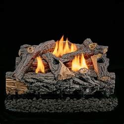 procom vent free gas fireplace procom 18 in vent free dual fuel gas fireplace logs