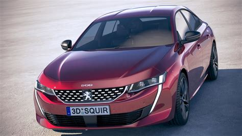 Peugeot Coupe 2019 by Peugeot 508 Gt 2019