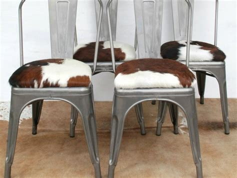 Faux Cowhide Bar Stools by Faux Cowhide Ottoman Cube Home Design Ideas