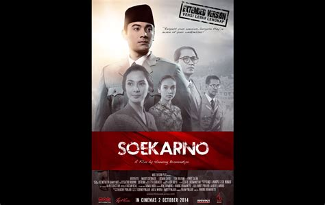 film soekarno 2014 soekarno hits selected malaysian cinemas foto astro awani
