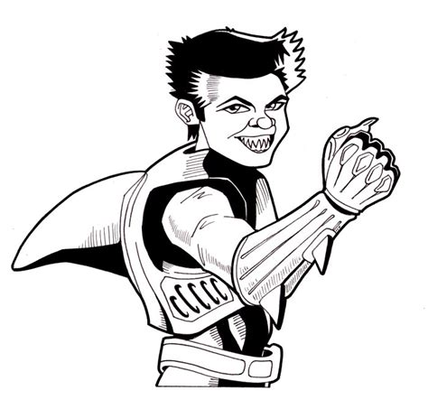 Sharkboy And Lavagirl Coloring Pages shark boy by marvelisto on deviantart