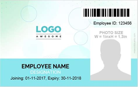 crc cards template word id card template word 5 professional designs microsoft